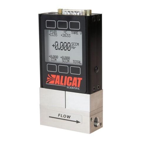 misuratori massici per fluidi aggressivi alicat