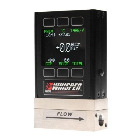 misuratore bassa perdita carico alicat